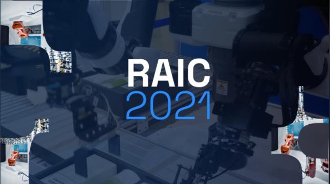 MANU-SQUARE consortium cooperates in the co-organization of RAIC 2021